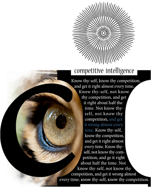 competitive intelligence at trade shows
