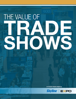 value of trade shows