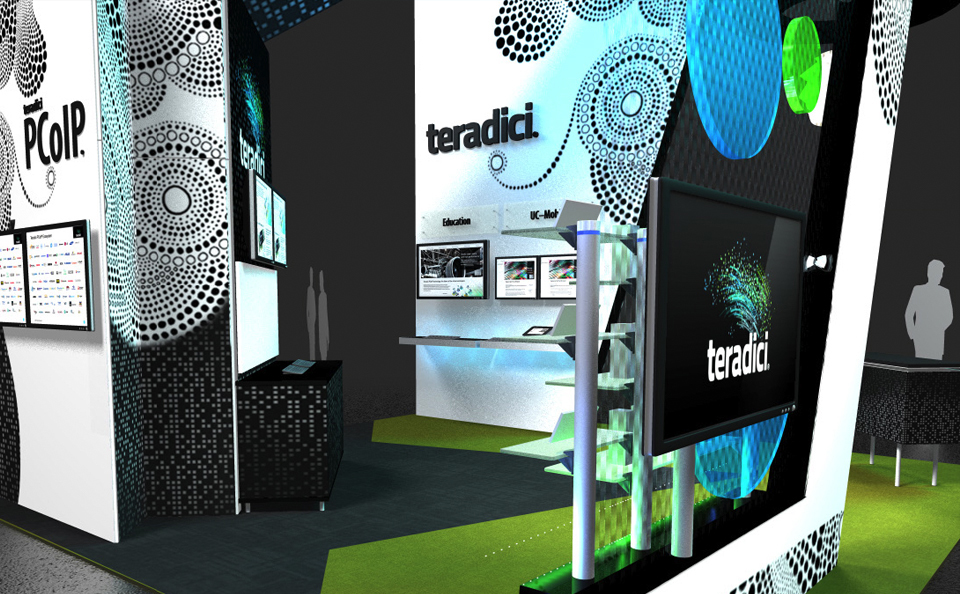 CUTTING EDGE TRADE SHOW BOOTH DESIGN