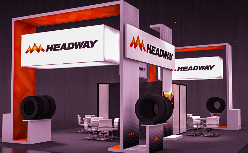 OPEN BOOTH DESIGN