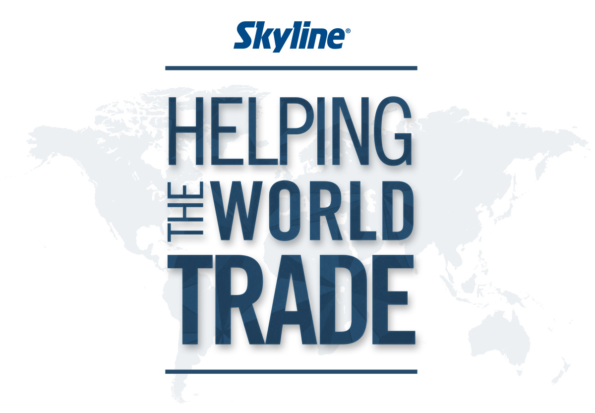 Skybay-Helping The World Trade