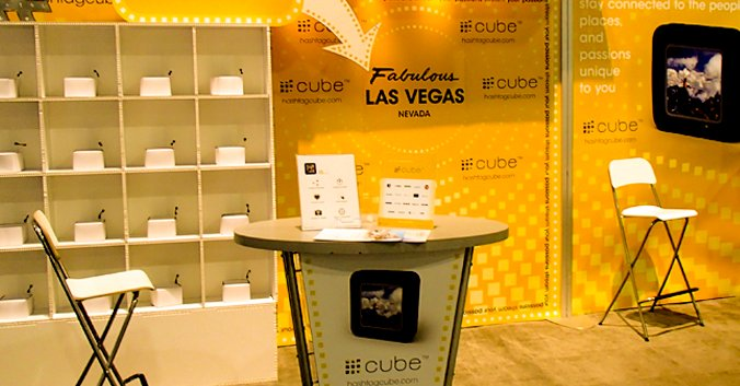 booth design for specific promotion