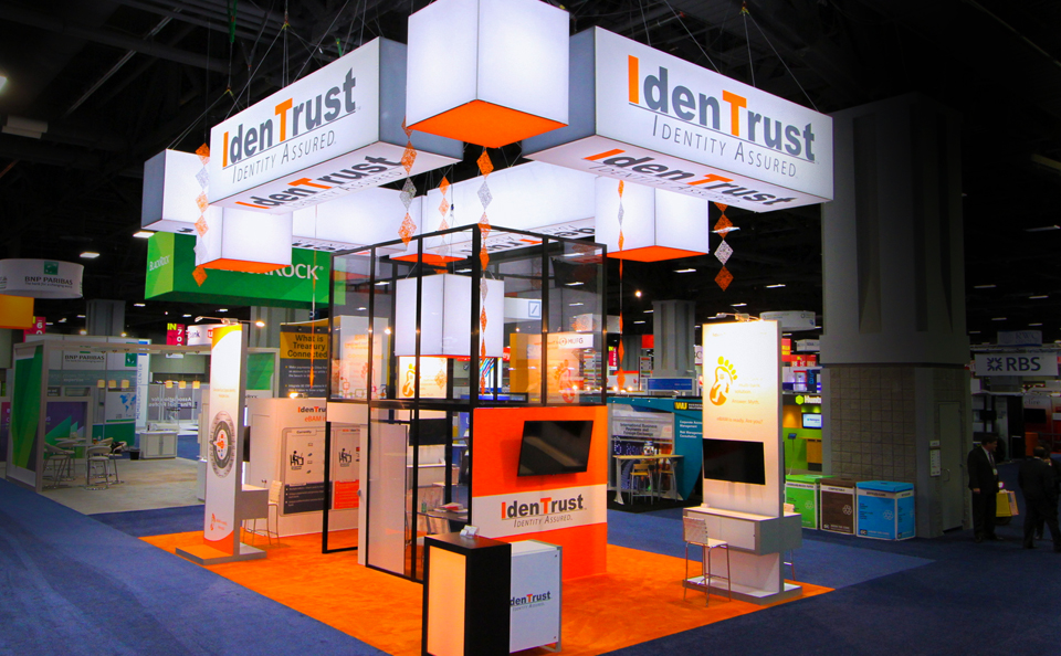 CONTEMPORARY BOOTH DESIGN