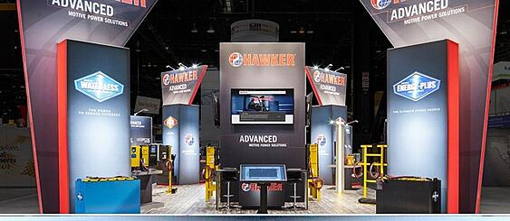 Quiz related booth design -GAMIFICATION