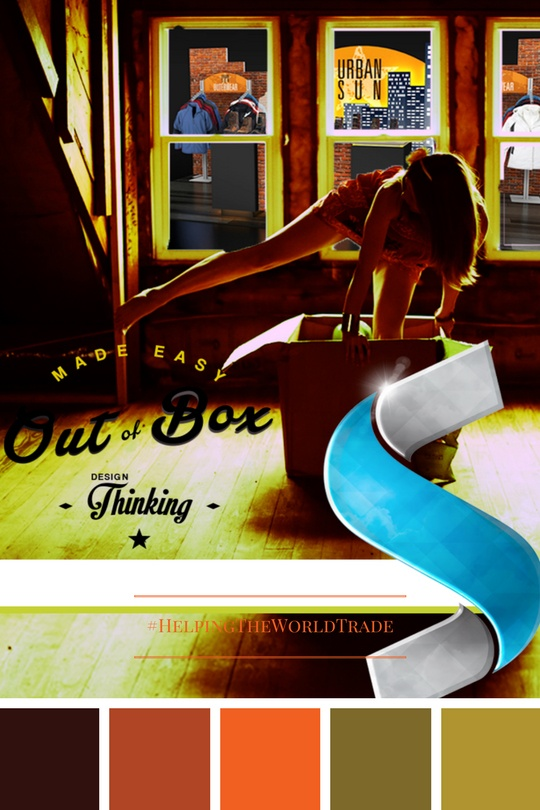 Out of the Box Design Thinking