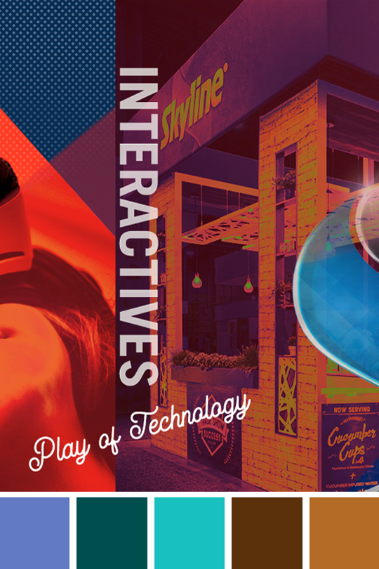 interactives _ PLAY OF TECHNOLOGY
