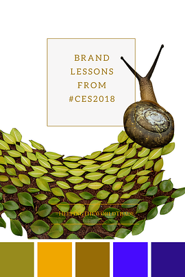 Brand lessons from CES 2018