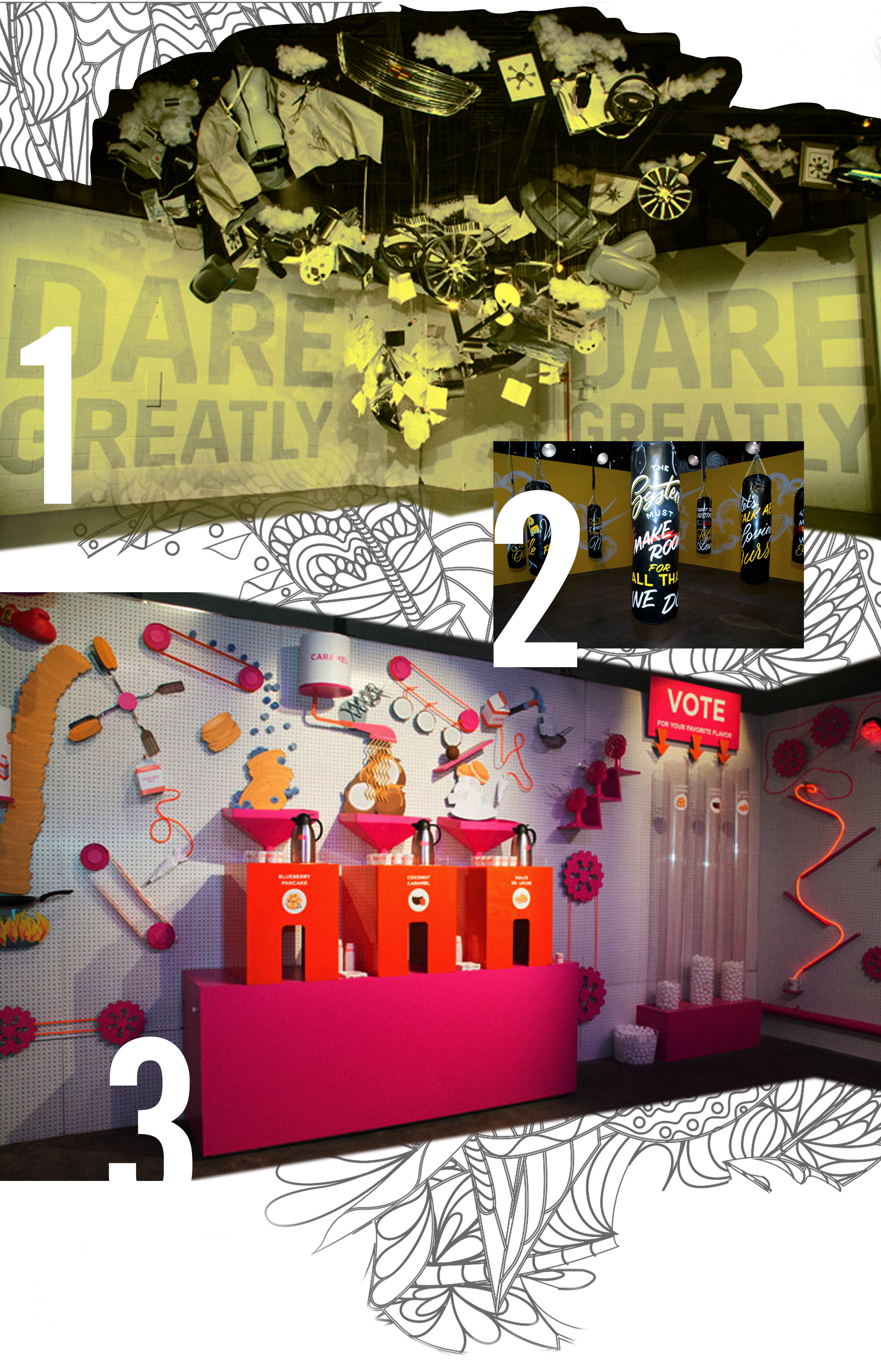 booth design for interactives