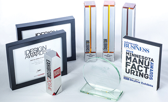 SKYLINE DESIGN AND MANUFACTURING AWARDS