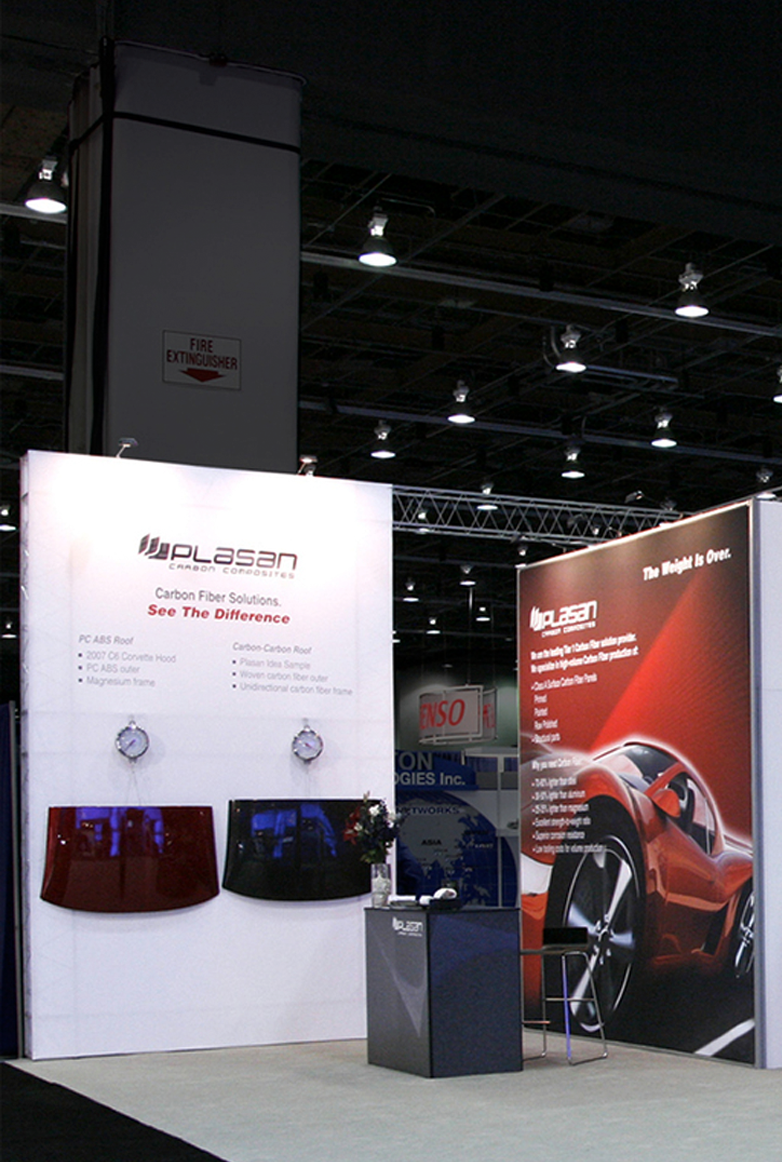 BOOTH DESIGN FOR ENGINNERS
