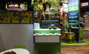 EXPERIENTIAL BOOTH DESIGN