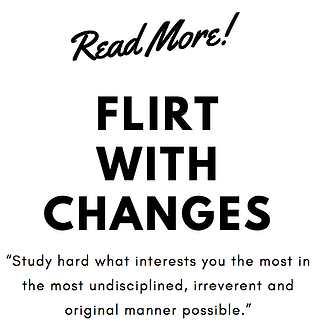 READ MORE-flirt with changes