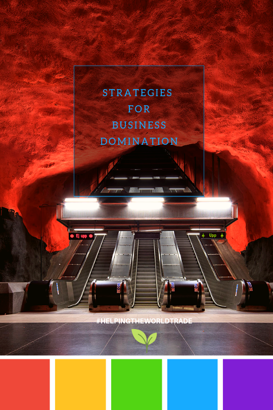 V-STRATEGIES FOR BUSINESS DOMINATION