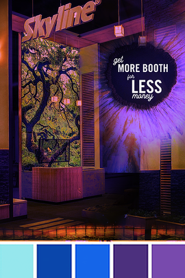 vertical-get more booth for less money
