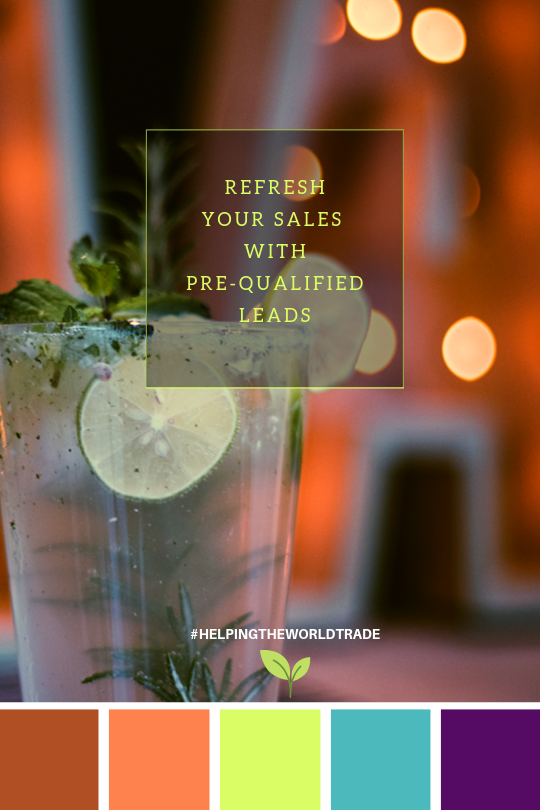V_refresh your sales with pre-qualified leads