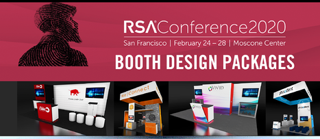 RSA BOOTH DESIGN PACKAGES