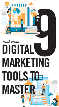 9 must know digital tools to master