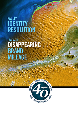 Faulty identity resolution leads to disappearing brand mileage copy
