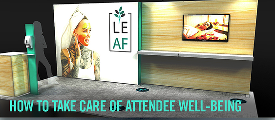 how to take care of attendee well being