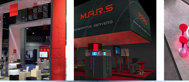 Why trade shows are here to stay - booth design