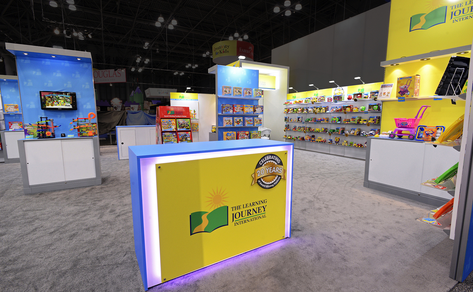 booth design for retail
