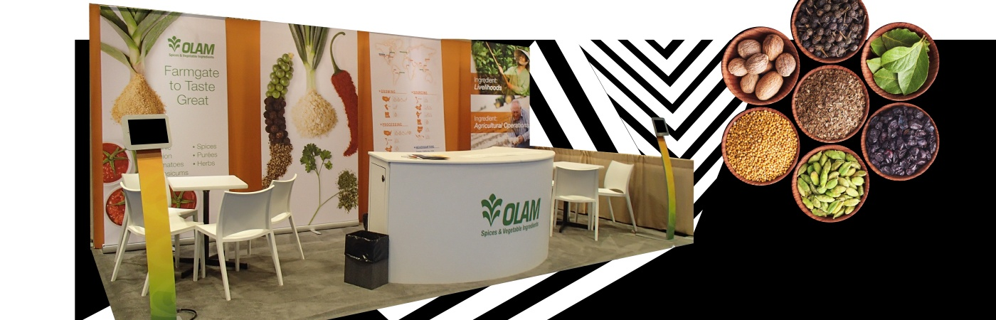 inline trade show booth