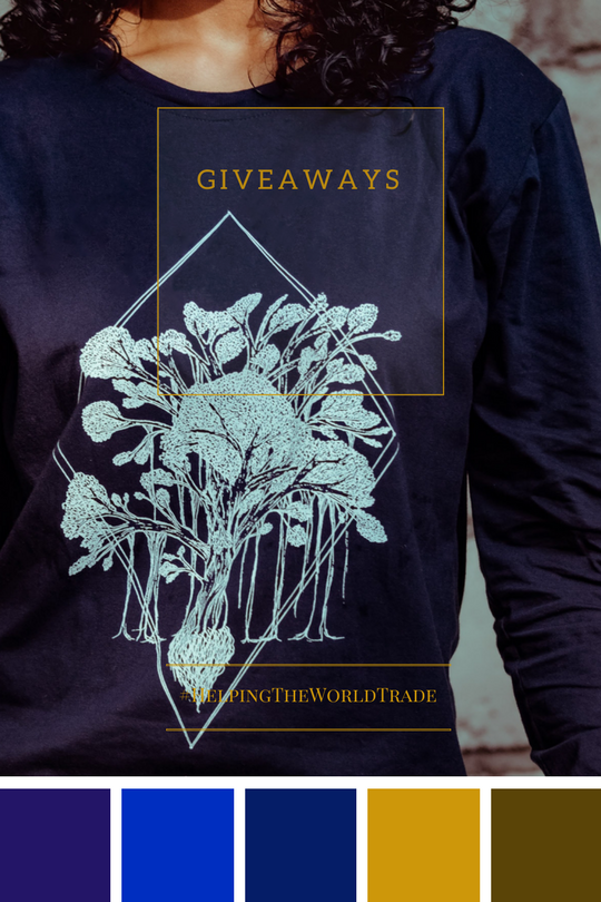 socialize your brand with effecgtive giveaways